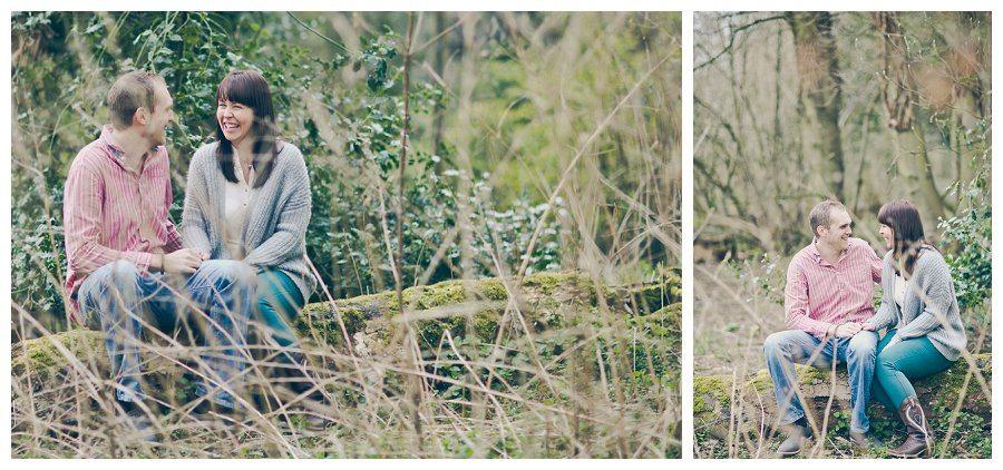 Engagement shoot Northampton