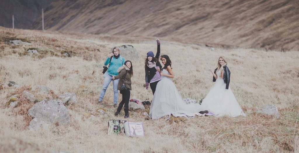 Scottish Highlands Wedding Inspiration