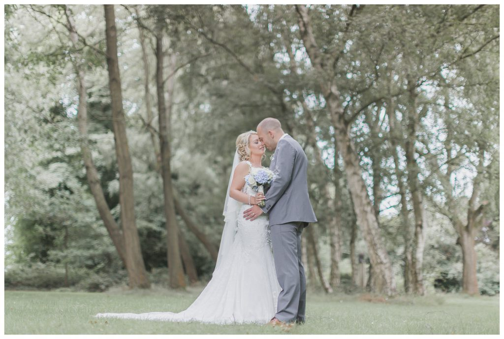 Brdie and groom photos at Stockwood Park