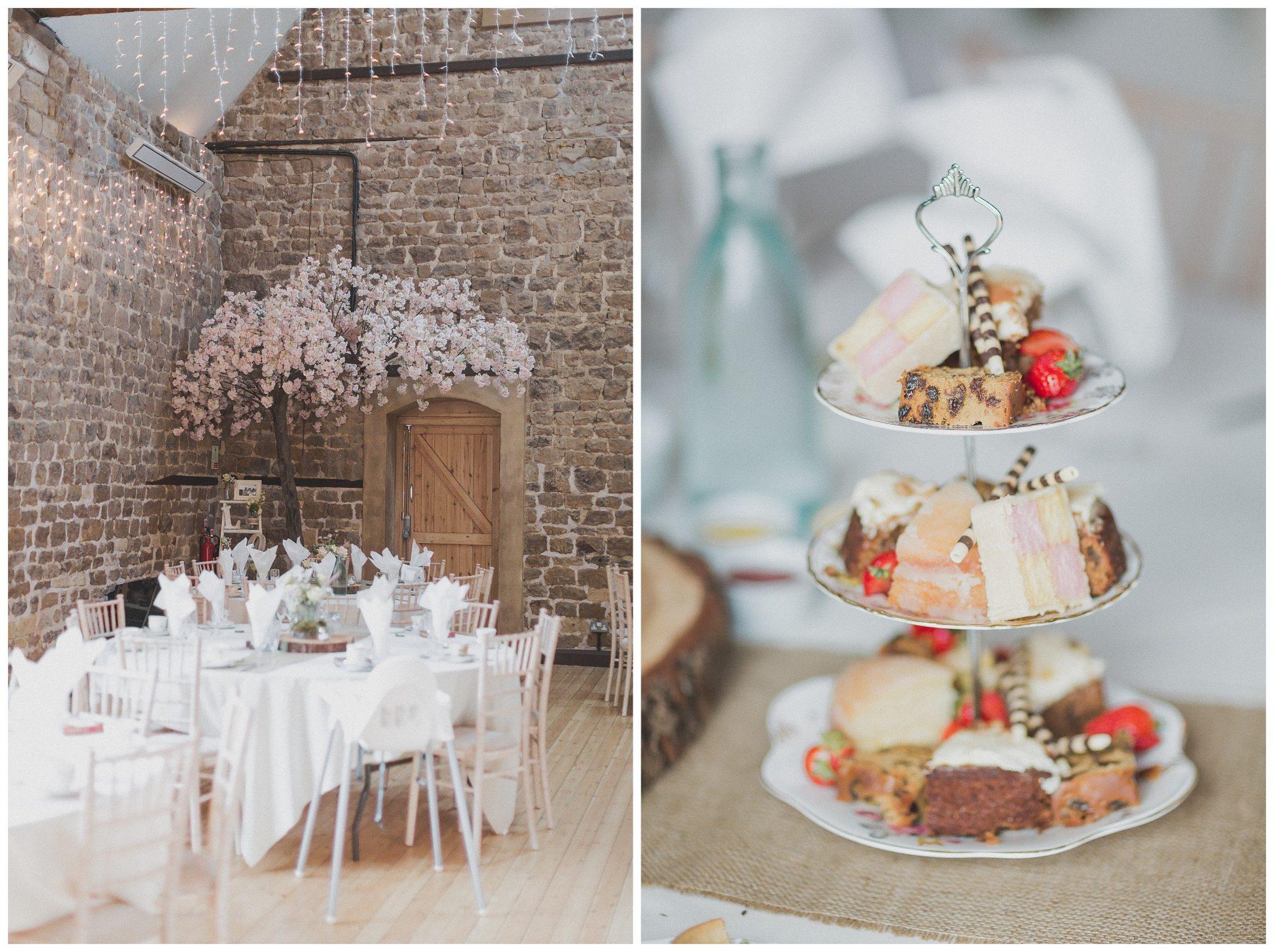 Rustic Wedding Venue the Barns at Hunsbury